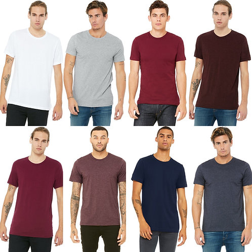 Unisex 2x-4x Bella+Canvas Soft T-shirt