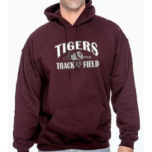 Tigers Track & Field Hoodie