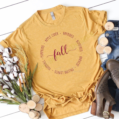 This is Fall - Yellow