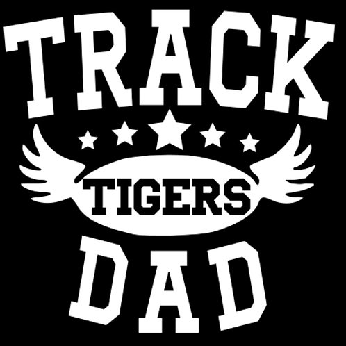 Tiger Track Dad - Multiple Styles