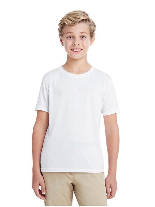 Youth Gildan Performance T-shirt (moisture wicking/dri-fit)