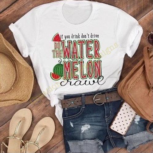 Watermelon Crawl