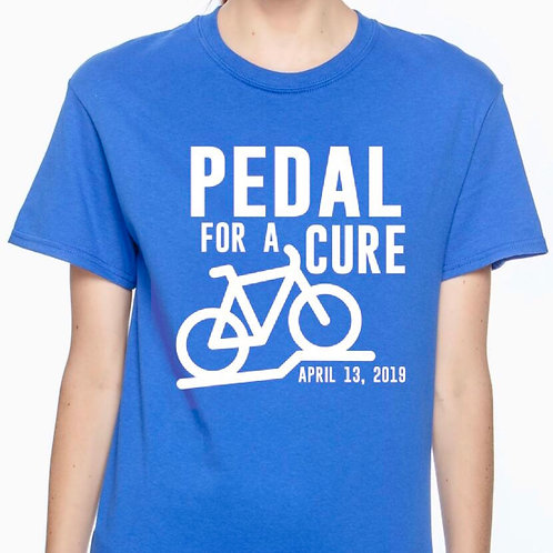 PEDAL FOR A CURE 2019