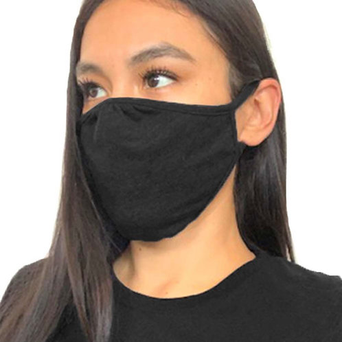 Adult Cloth 2-ply mask - one size