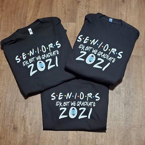 Senior 2021 Friends