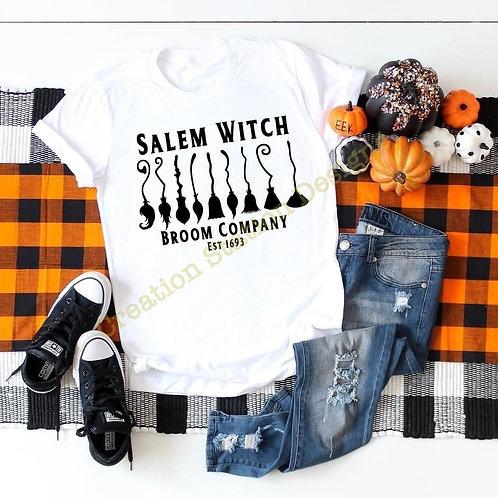 Salem Witch Broom Company