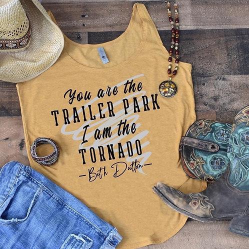 Tornado Tank - Yellowstone