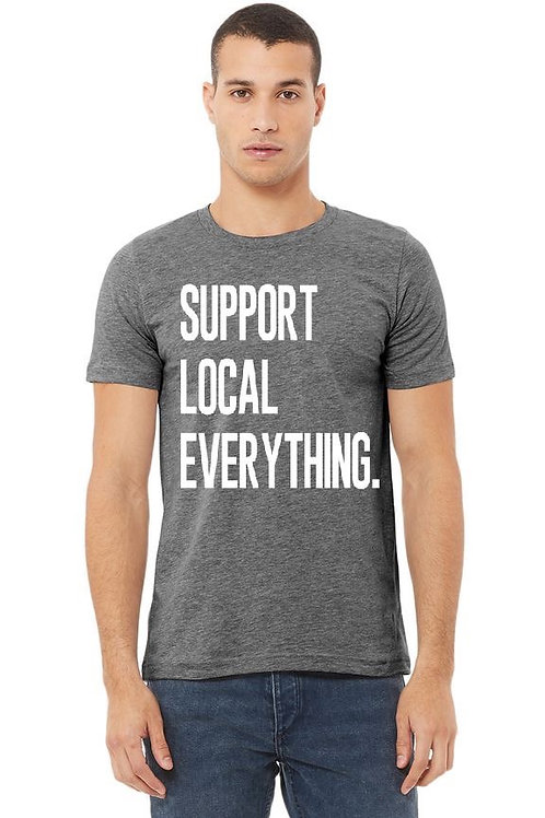 Support Local Everything.