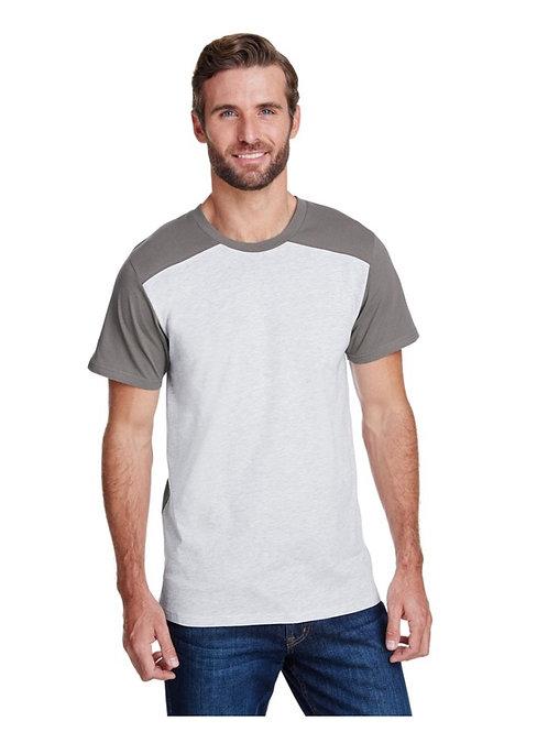 2x/3x Men's LAT Forward Shoulder T-shirt