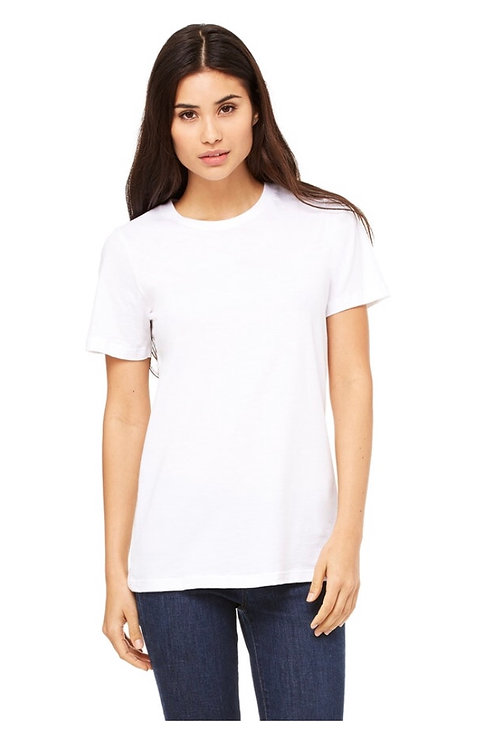 2x Ladies' Bella+Canvas Relaxed Crew T-shirt