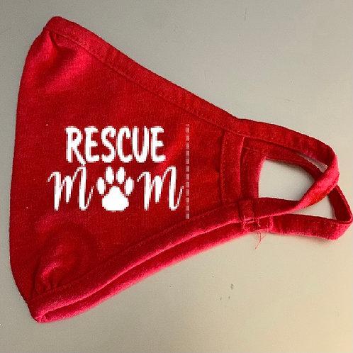 Rescue Mom  mask