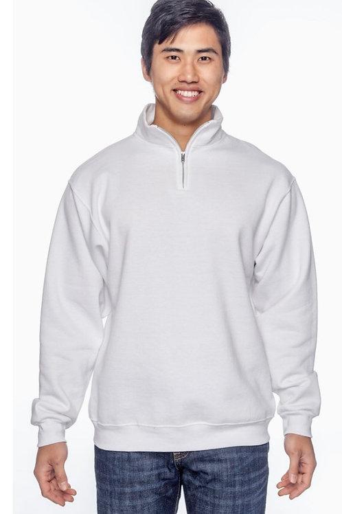 Unisex Jerzees 1/4 zip Sweatshirt