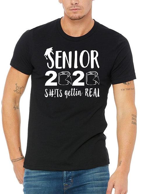Senior - S#!ts gettin' real