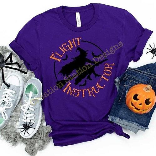 Flight Instructor - Witch