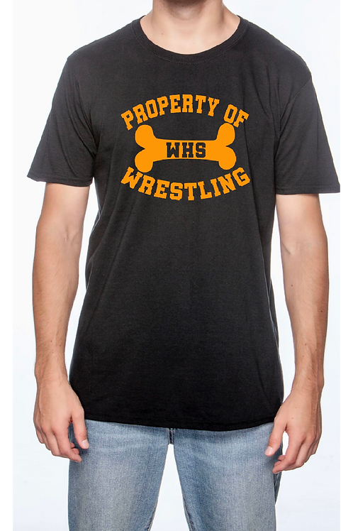 Property of WHS Wrestling