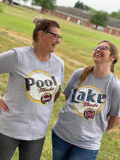 Pool Mode & Lake Mode