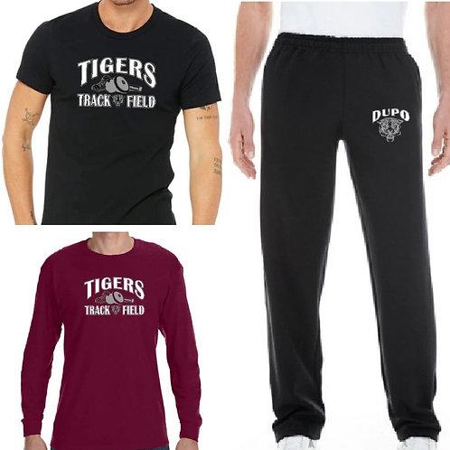 Bundle 1 plus - T-shirt, L/S Tee & Sweatpants