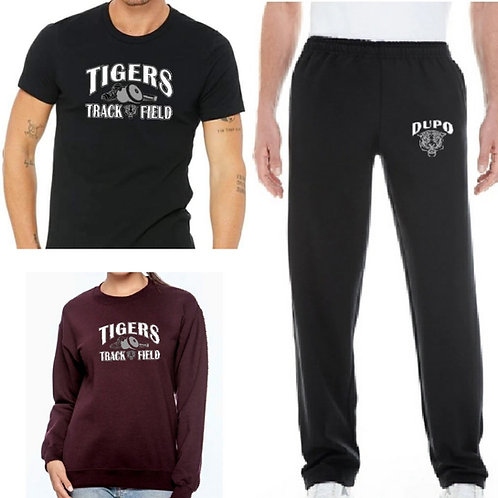 Bundle 2 plus - T-shirt, Sweatshirt & Sweatpants