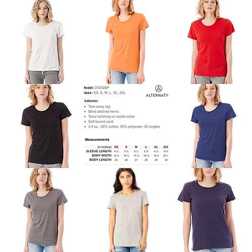 Ladies' Alternative Vintage Jersey T-shirt