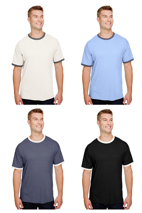 Champion Unisex Ringer T-shirt