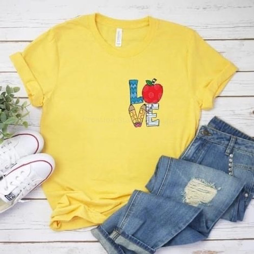 LOVE - Teaching - Pocket