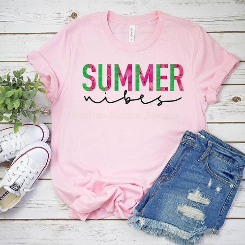Summer Vibes - Watermelon