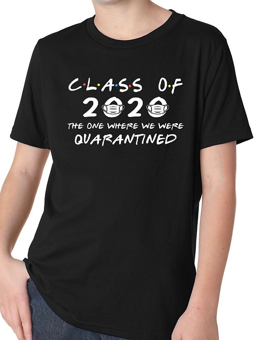 Class of 2020 the one where they were Quarantined