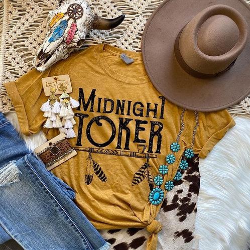 Midnight Toker - Mustard