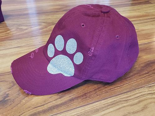 Dupo Tigers Glitter Paw Hat