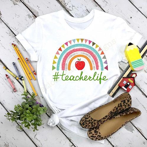 #TeacherLife Rainbow