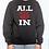 Thumbnail: Dupo Track & Field - All In - Sweatshirt