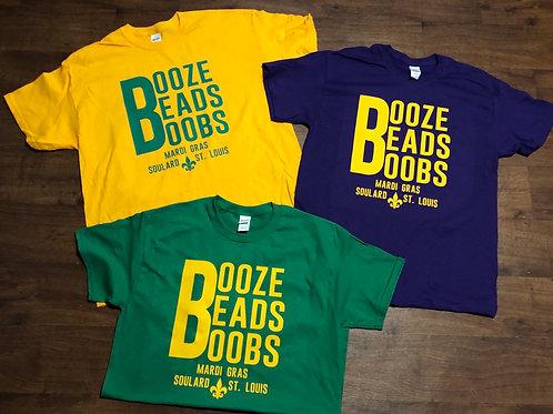 Booze Beads Boobs