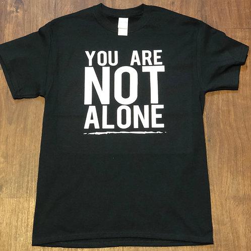 You Are Not Alone - Basic T-shirt - Unisex