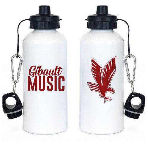 Gibault Music Stainless Steel Water Bottle