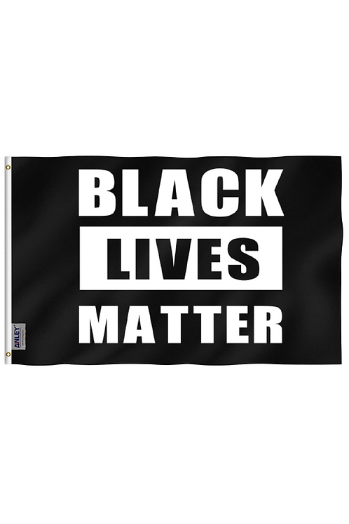 BLM - 2'x3' Banner Flag for house