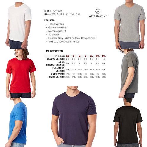 Unisex Alternative T-shirt