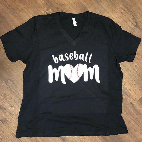 Baseball Mom - All Glitter