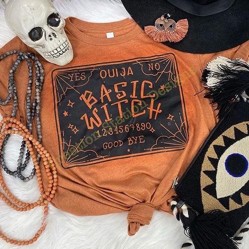 Basic Witch - Ouija Board