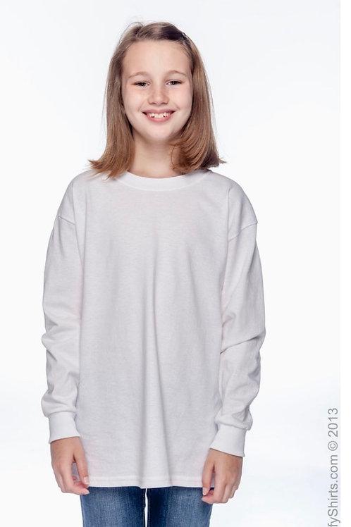 Youth Gildan Long Sleeve T-shirt