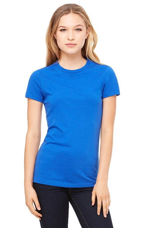 2x Ladies' Bella+Canvas Fitted Crew T-shirt