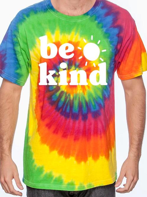 Be Kind - Tie Dye Shirt