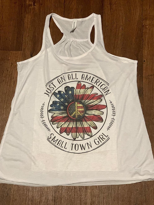 All American Small Town Girl