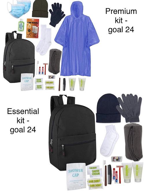 $15 Homeless Kit Donation Contribution