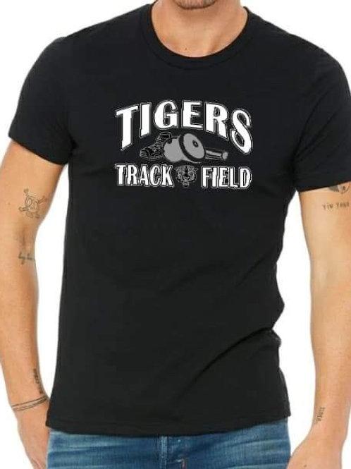 Tigers Track & Field T-shirt