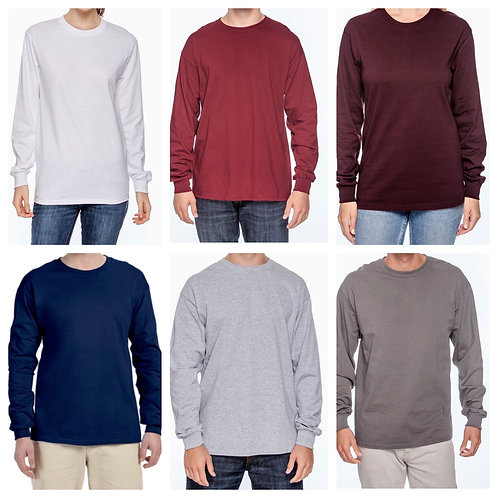 Gildan Unisex Long Sleeve T-shirt