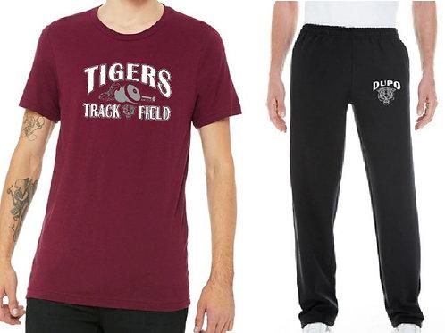 Bundle 4 - T-shirt & Sweatpants
