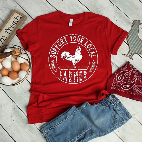 Support Your Local Chicken Farmer