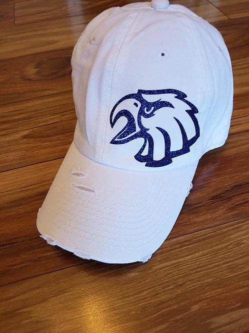 Columbia Eagles Glitter Hat