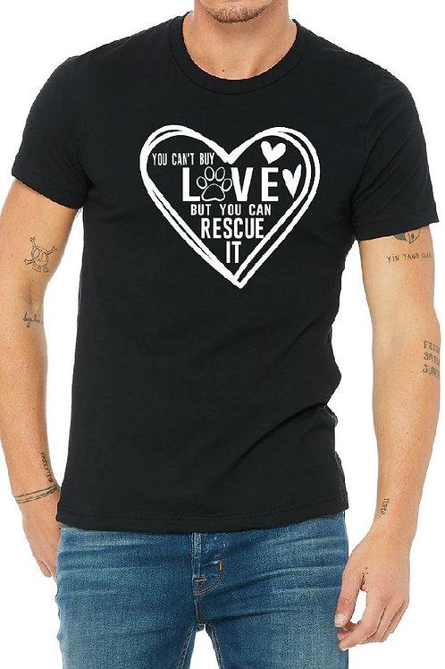 Rescue Love- Unisex T-shirt