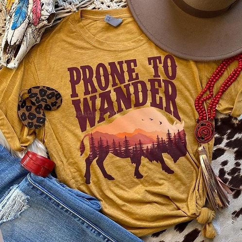 Prone to Wander - Mustard